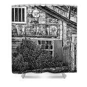 Monterey Historic Building 1 Shower Curtain