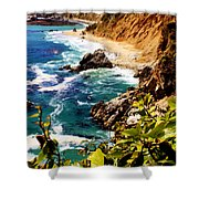Monterey Shower Curtain