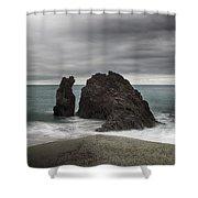 Monterosso Shower Curtain