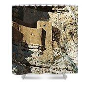 Montezuma's Castle Shower Curtain