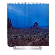 Monument Valley, Arizona Shower Curtain