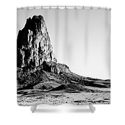 Monument Valley Promontory Shower Curtain