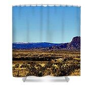 Monument Valley Region-arizona V2 Shower Curtain