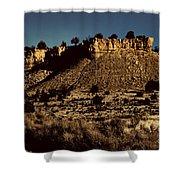 Monument Valley Region-arizona V3 Shower Curtain