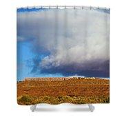 Monument Valley Ut 2 Shower Curtain