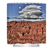 Monument Valley Ut 5 Shower Curtain