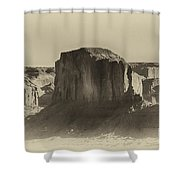 Monument Valley -utah V16 Shower Curtain