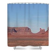 Monumental Landscape Shower Curtain