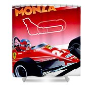 Monza Shower Curtain