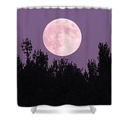 Moods Shower Curtain
