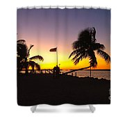 Morada Bay Shower Curtain