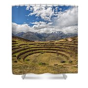 Moray - Peru Shower Curtain