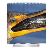 More Than A Mouthfull Shower Curtain
