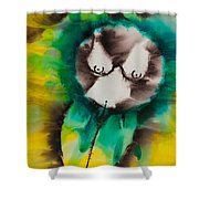 More Than Series No. 1421 Shower Curtain