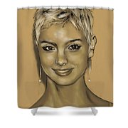 Morena Shower Curtain