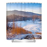 Morgan County Tennessee Shower Curtain