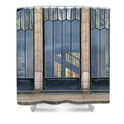 Morning At The Vista House Shower Curtain