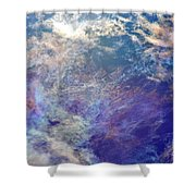 Morning Bright Shower Curtain