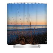 Morning Has Broken At Myrtle Beach South Carolina Shower Curtain