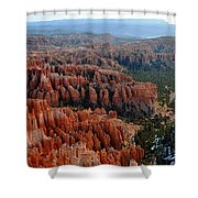 Morning In Bryce Canyon Shower Curtain
