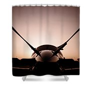 Morning Mercy Shower Curtain