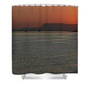 Morning Messina Shower Curtain