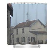 Morning Mist Shower Curtain