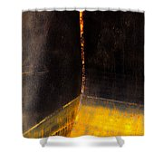 Morning Never Waits  Shower Curtain