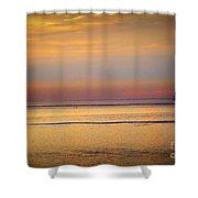 Morning Pass Shower Curtain