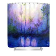 Morning Symphony Shower Curtain