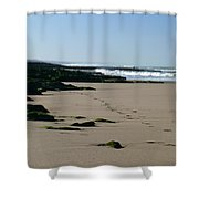 Moroccan Beach Shower Curtain