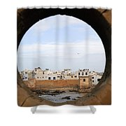 Moroccan View Shower Curtain