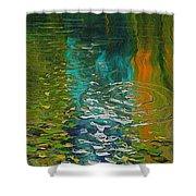 Morrison Springs Shower Curtain