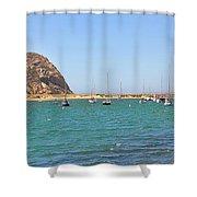 Morro Bay  6968 Shower Curtain