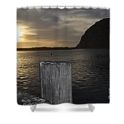 Morro Bay - California Shower Curtain