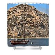 Morro Rock Shower Curtain
