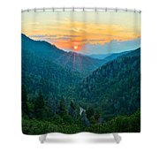Mortons Overlook Shower Curtain