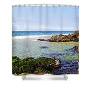 Moruya Heads 1 Shower Curtain
