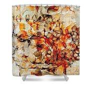 Mosaic 0259 Marucii Shower Curtain