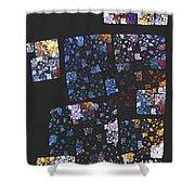 Mosaic 126-02-13 Marucii Shower Curtain