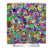 Mosaic 510-11-13 Marucii Shower Curtain