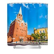 Moscow Kremlin Tour - 08 Shower Curtain