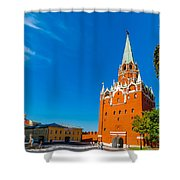 Moscow Kremlin Tour - 13 Of 70 Shower Curtain