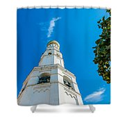 Moscow Kremlin Tour - 29 Of 70 Shower Curtain