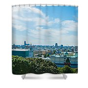 Moscow Kremlin Tour - 35 Of 70 Shower Curtain
