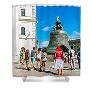 Moscow Kremlin Tour - 50 Of 70 Shower Curtain