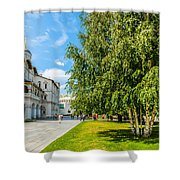 Moscow Kremlin Tour - 69 Of 70 Shower Curtain