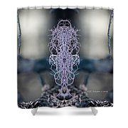 Moss Thing Shower Curtain