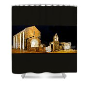 Mosteiro De Ferreira Shower Curtain