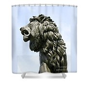 Mostly Mane Shower Curtain